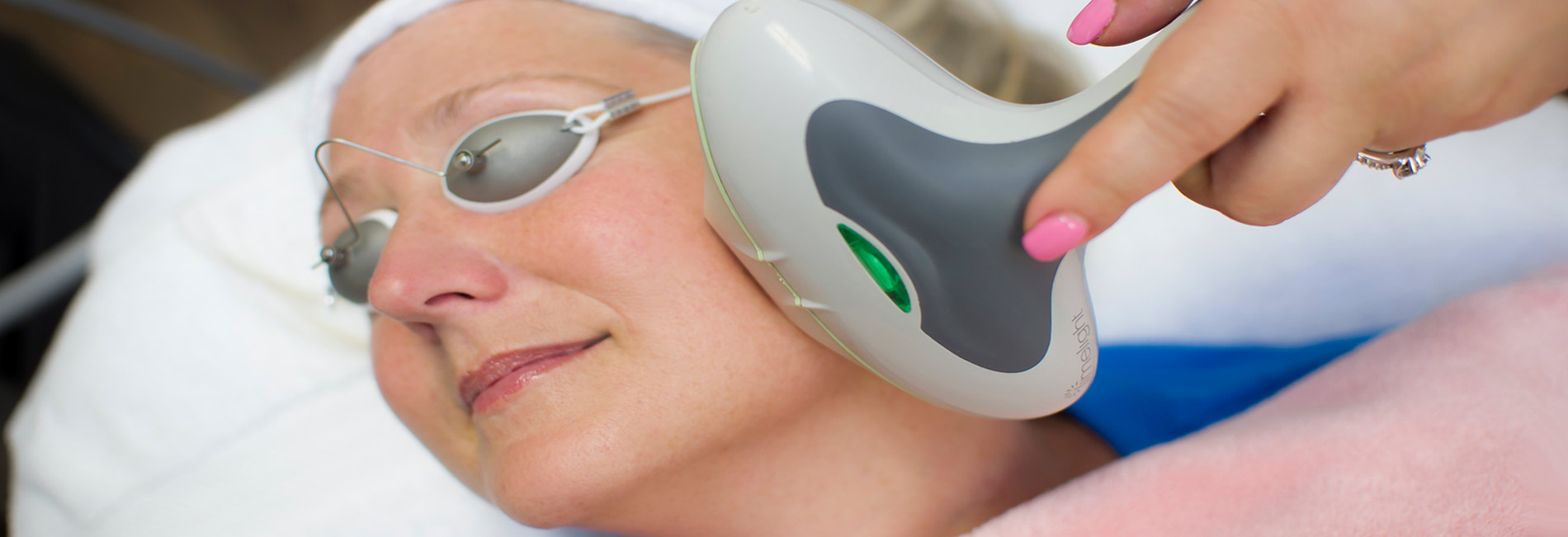 The Limelight laser treatment can be customized to your skin type to help  erase brown and/or red pigmented areas on your skin. Limelight laser will  target ...